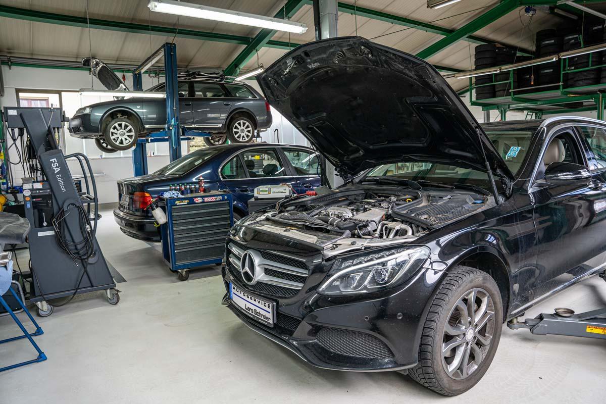 Autoservice Lars Schreier Inspektion